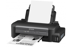 фото Принтер Epson M100 с оригинальной СНПЧ
