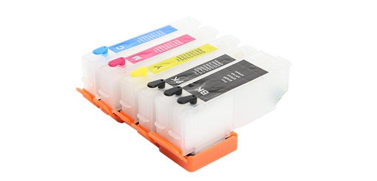 Перезаправляемые картриджи для Epson Expression Premium XP-700 epson expression premium xp 700 multifunctional printer inkt