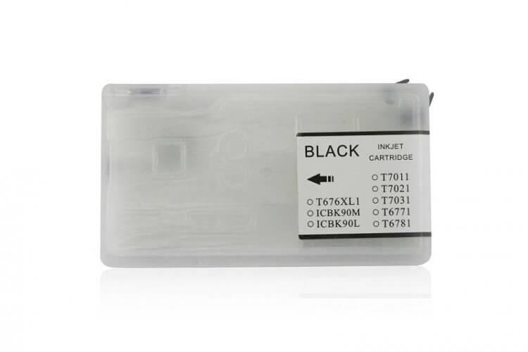 Перезаправляемые картриджи для Epson WorkForce Pro WP-M4095DN фото