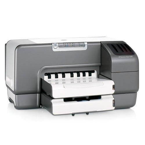 HP Business InkJet 1200 с СНПЧ