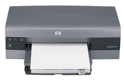 HP DeskJet 6520 с СНПЧ