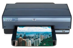 HP Deskjet 6800 с СНПЧ