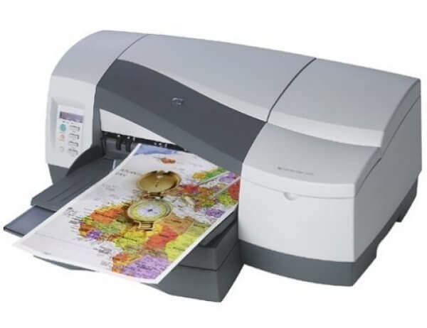 HP Business InkJet 2500 с СНПЧ