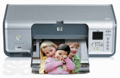 HP Photosmart 8053 с СНПЧ