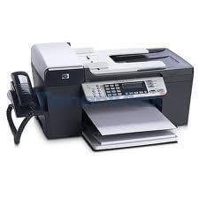 фото МФУ HP Officejet 5508 с СНПЧ