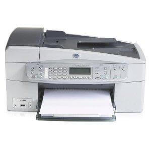 фото МФУ HP Officejet 6200 с СНПЧ