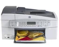 фото МФУ HP Officejet 6205 с СНПЧ