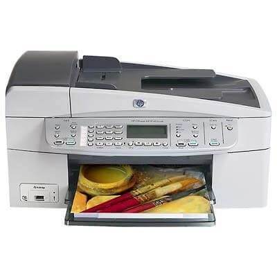 фото МФУ HP Officejet 6210v, 6210xi с СНПЧ