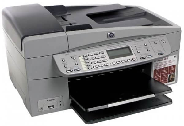 HP Officejet 6307 с СНПЧ 4