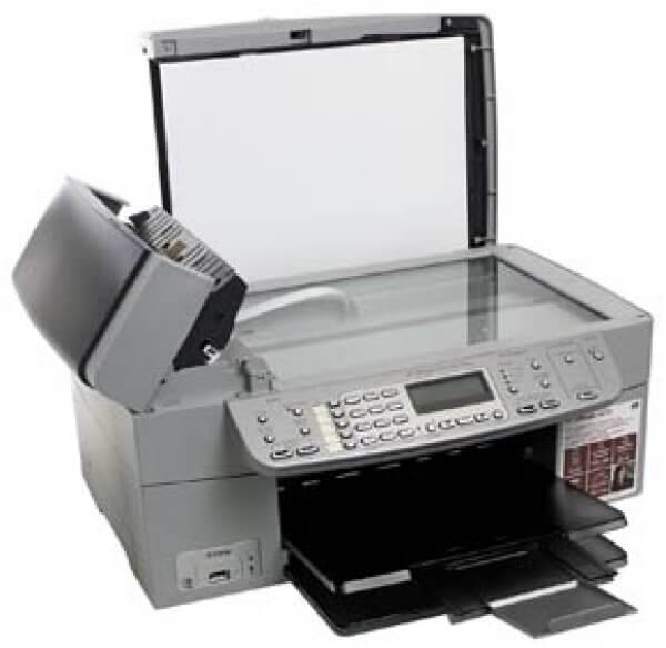 HP Officejet 6307 с СНПЧ