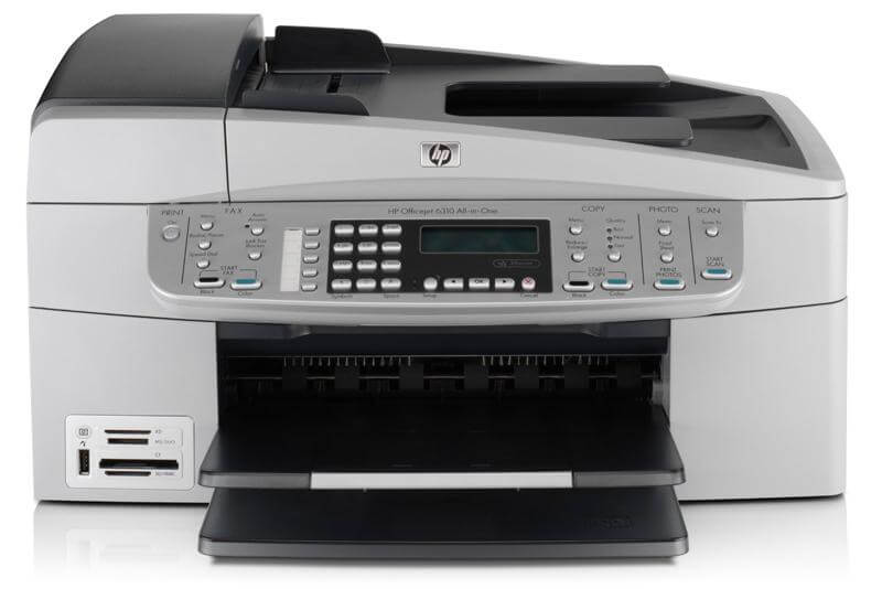 фото МФУ HP Officejet 6310v, Officejet 6310xi с СНПЧ