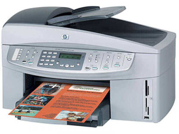 HP Officejet 7213 с СНПЧ