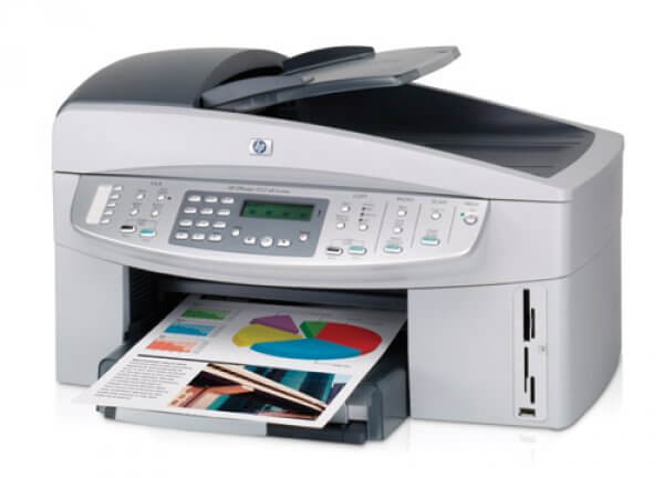 фото МФУ HP Officejet 7215 с СНПЧ