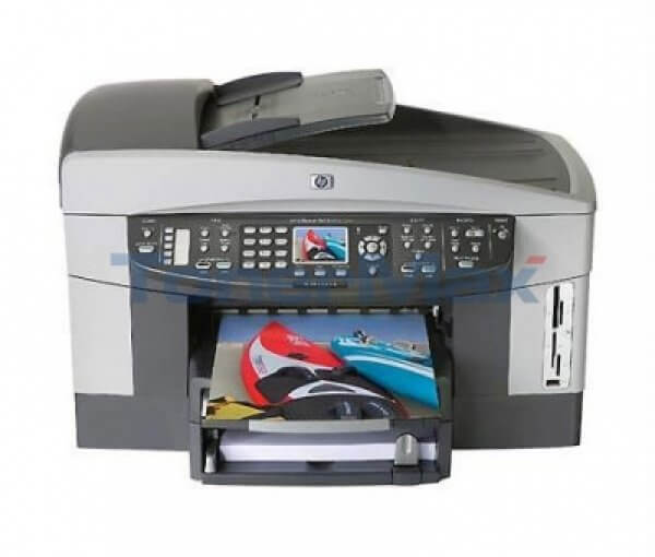 фото МФУ HP Officejet 7310, Officejet 7310xi с СНПЧ