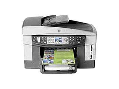 HP Officejet 7413 с СНПЧ 1