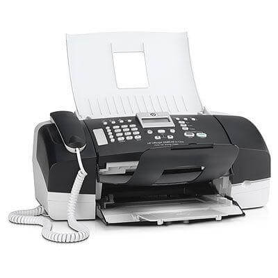 фото МФУ HP OfficeJet J3680 с СНПЧ