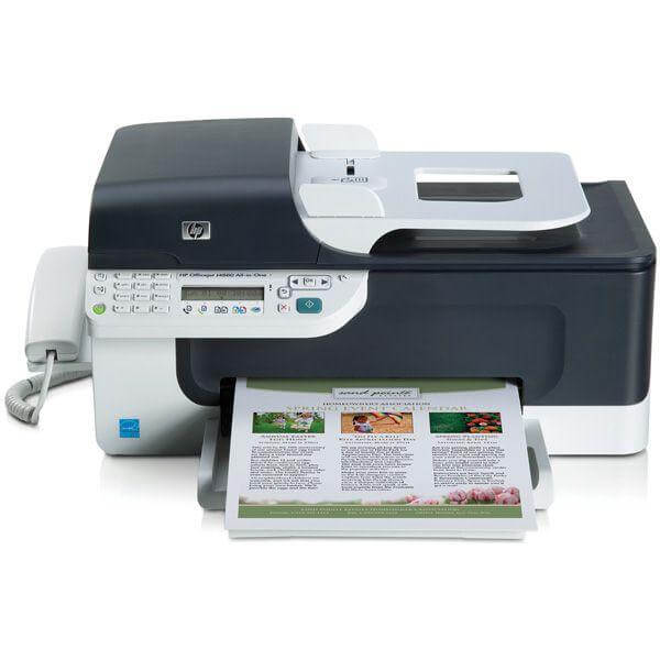 фото МФУ HP OfficeJet J4660 с СНПЧ