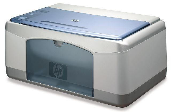 HP PSC 1209 с СНПЧ