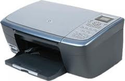 HP PSC 2353 с СНПЧ