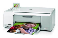 HP Photosmart C3190 с СНПЧ