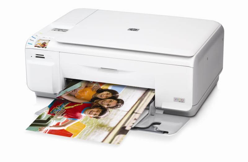 фото МФУ HP Photosmart C4424 с СНПЧ