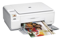 HP Photosmart C4435 с СНПЧ