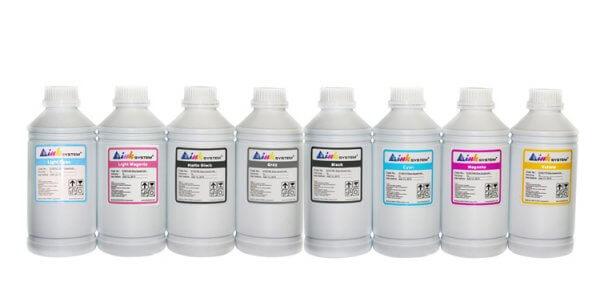 Пигментные чернила для Canon pro 9000 1000мл (комплект) пигментные чернила cyan 1000 мл