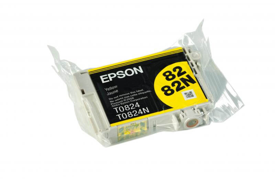 фото Картридж Epson T0824 Yellow (желтый) код C13T08244A10