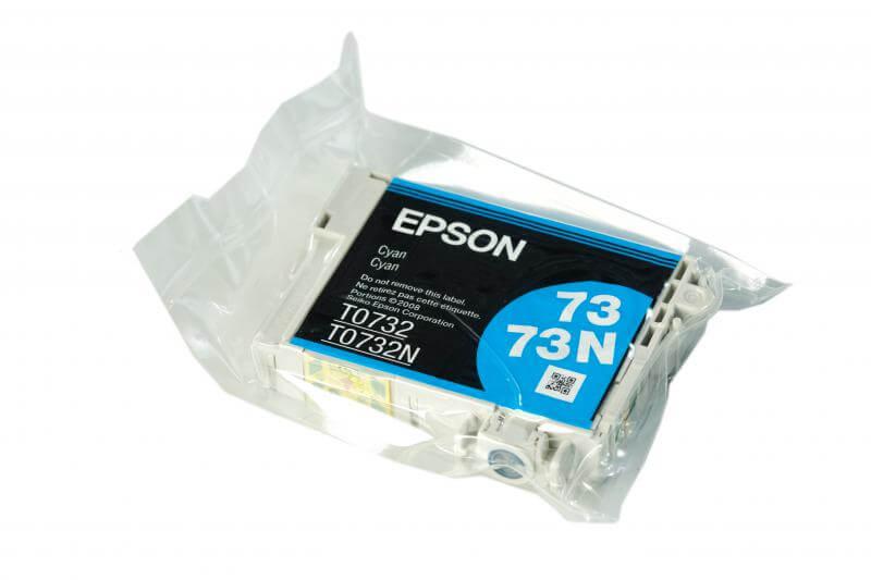 все цены на  Картридж Epson T0732 Cyan (голубой) код C13T07324A10  онлайн