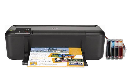 фото Принтер HP Deskjet D2663 с СНПЧ