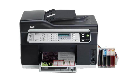 HP 8500 с СНПЧ