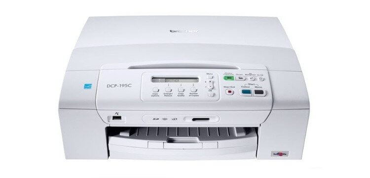 Brother DCP-195C с СНПЧ