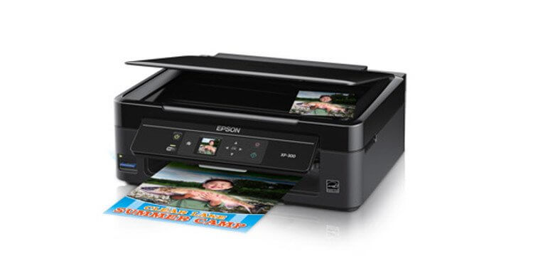 Epson XP-300 Refurbished с СНПЧ
