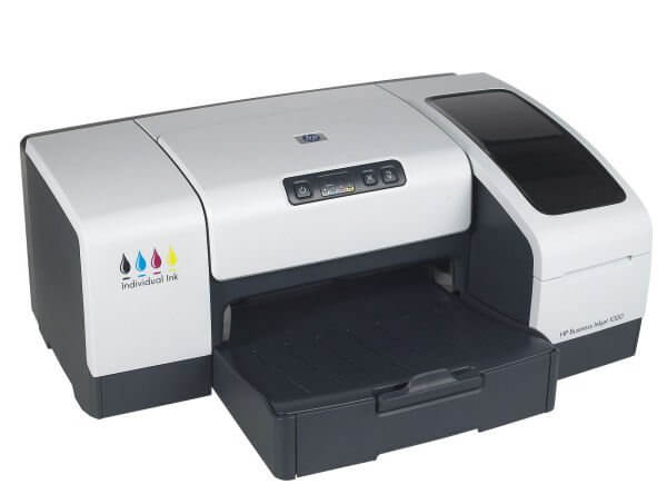 фото Принтер HP Business InkJet 1000 с СНПЧ