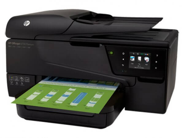 фото МФУ HP OfficeJet 6700 с СНПЧ