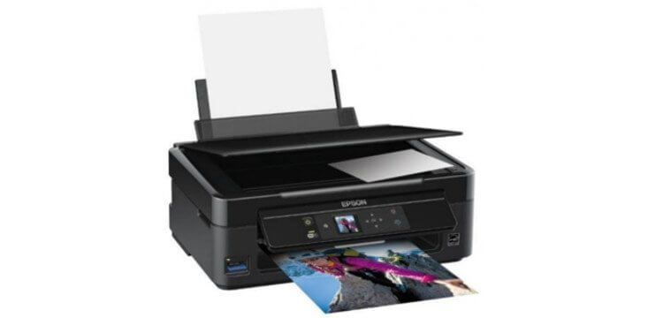 Epson NX330 Refurbished с СНПЧ