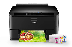 Цветной принтер Epson WorkForce Pro WP-4020 Refurbished by Epson с ПЗК и чернилами