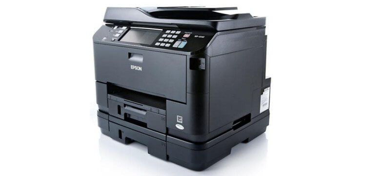 Epson WP-4540 Refurbished с ПЗК 2