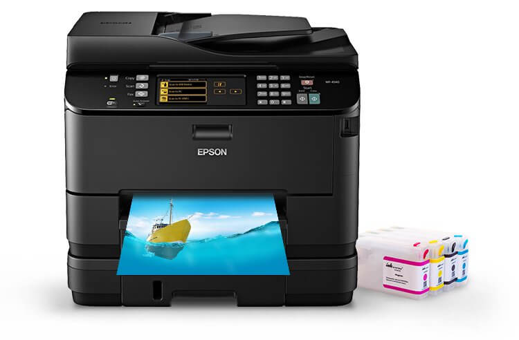 Epson WP-4540 Refurbished с ПЗК 1
