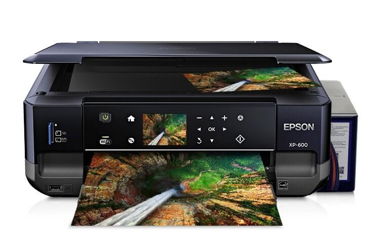 МФУ Epson Expression Premium XP-600 Refurbished by Epson с СНПЧ и чернилами