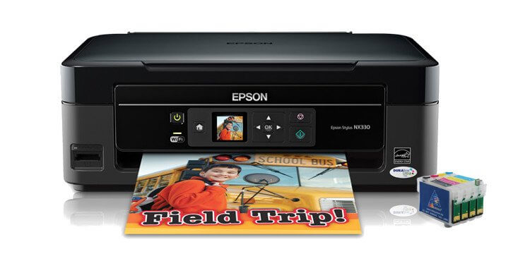 Epson NX330 Refurbished с ПЗК