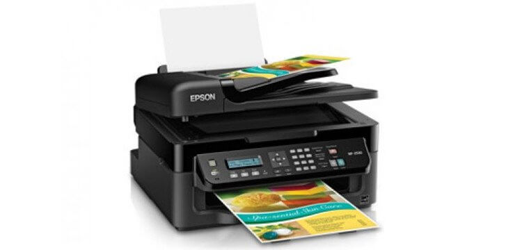 Epson WF-2530WF Refurbished с СНПЧ