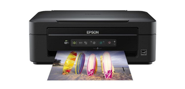 Epson NX230 Refurbished с ПЗК 1