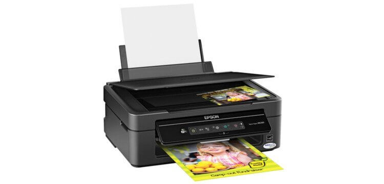 Epson NX230 Refurbished с ПЗК 2