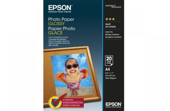 фото Фотобумага Epson Glossy Photo Paper A4 (20 л, 200г, м2)