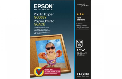 фото Фотобумага Epson Glossy Photo Paper 10x15cm (500 л, 200г, м2)