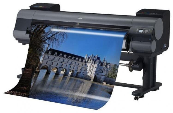 Canon IPF9400 с СНПЧ