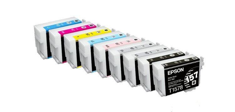 Комплект оригинальных картриджей для Epson Stylus Photo R3000 комплект оригинальных картриджей для epson stylus photo p50