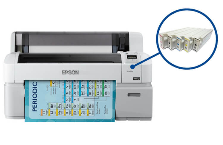 Epson SC-T3200 с ПЗК (без стенда)