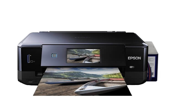 фото МФУ Epson Expression Premium XP-720 с СНПЧ
